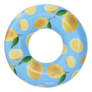 Bestway Badring Citron med Doft