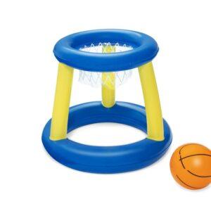 Bestway Uppblåsbart basketset