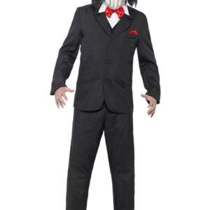 Billy The Puppet Saw Maskeraddräkt