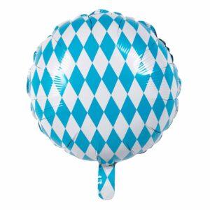 Folieballong, oktoberfest 45 cm