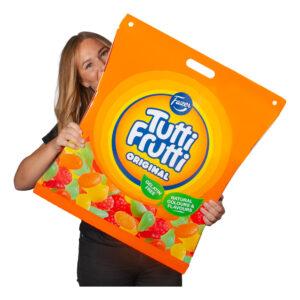 Gigantisk Godis Tutti Frutti