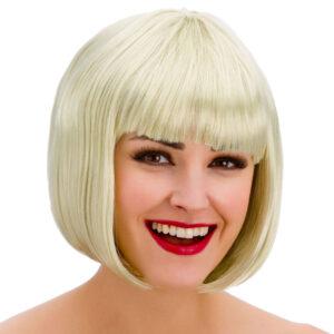 Kort Peruk Diva Blond