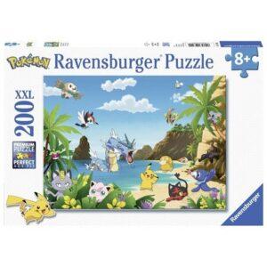 Ravensburger Pokémon Pussel XXL (200-bitar)