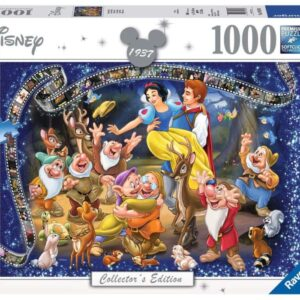 Ravensburger Pussel Disney Snövit (1000-bitar)
