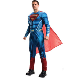 Superman Dawn of Justice Maskeraddräkt