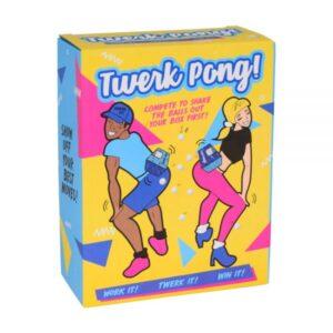 Twerk Pong Spel