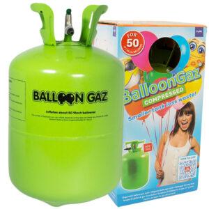 Helium På Tub Stor 50 Ballonger