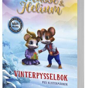 Musse & Helium Vinterpysselbok
