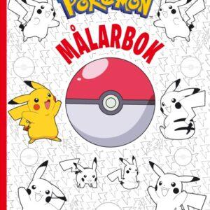 Pokémon (Målarbok)