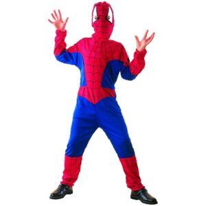 Spindelmannen maskeraddräkt barn 120-130